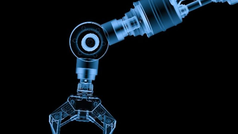 robot arm image getty